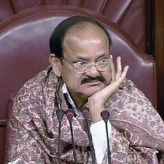 Venkaiah Naidu rejects impeachment notice against Chief Justice of India Dipak Misra