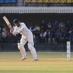 Ranji Trophy round-up: Jaffer's ton takes him past 11,000 runs, Mumbai's Dube picks up seven