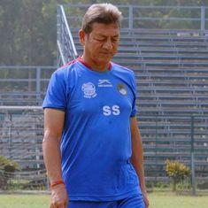 After losing 2-1 to Chennai City FC, Sanjoy Sen steps down as Mohun Bagan coach