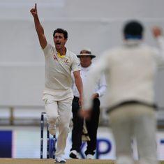 Mitchell Starc 'ready to go' for final Ashes Test, says Australia captain Steve Smith