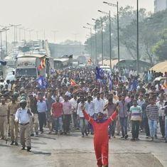 भीमा कोरेगांव हिंसा : महाराष्ट्र में दलितों का विरोध प्रदर्शन, दिल्ली में संसद स्थगित