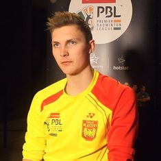 'Titles more important to me than ranking': Interview with world champion Viktor Axelsen