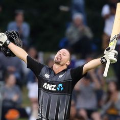 Munro's record century helps New Zealand crush West Indies, sweep series