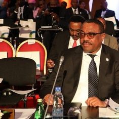Ethiopia will release all its political prisoners, says PM Hailemariam Desalegn