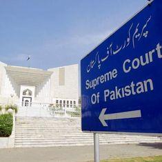 पाकिस्तान के सुप्रीम कोर्ट की आईएसआई को फटकार, कहा - देश का मजाक मत बनाइए