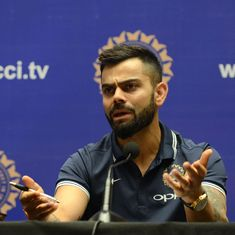'I am sorry, Mr Kohli. You did not prepare well enough': Daryll Cullinan slams India