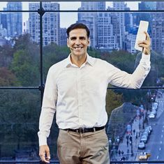'Woman strong, country strong': Akshay Kumar on 'Pad Man'
