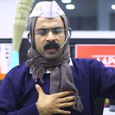 How would politicians answer questions as call centre employees? Watch this comedy sketch