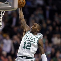 NBA: Boston Celtics thrash Cleveland Cavaliers 102-88 in conference showdown