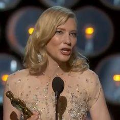 Cate Blanchett named jury president for the 2018 Cannes Film Festival