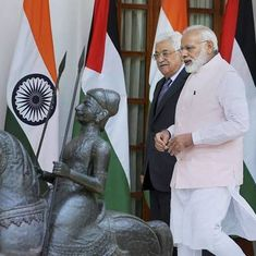 Parleying with Palestine: After decades of warmth, Delhi and Ramallah maintain a fragile equilibrium