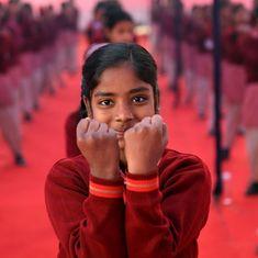 एक ही चीज है जो हिंसा और उपेक्षा में भी पनपती है, बेटियां!