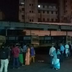 Tamil Nadu: Several transport corporations go on sudden strike after talks with government fail