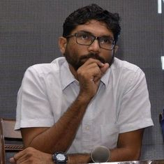 Delhi Police deny permission to Jignesh Mevani's rally but organisers go ahead with it