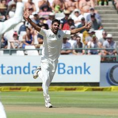 First Test: Bhuvneshwar Kumar shows the way on Day 1, but lack of support leads India astray