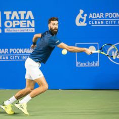 No more a serial racquet smasher, Benoit Paire wants his tennis to do the talking in 2018