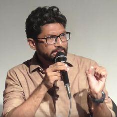 Watch: Jignesh Mevani's speech did not disrespect Ambedkar. In fact, it did the opposite