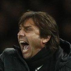 Chelsea boss Antonio Conte says Jose Mourinho has 'senile dementia'