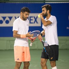 Injured Yuki, Sharan pull out of Davis Cup tie against Serbia, Nagal refuses to join as stand-by