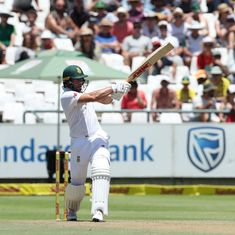 First Test: The magical AB de Villiers provided a template for India's batsmen to follow
