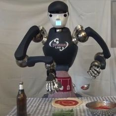 Watch out: A robot is learning how to make pizza, from one of Italy's top pizza chefs