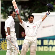 Video: A memorable Tendulkar-Azharuddin partnership in Cape Town