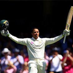 Khawaja, Smith and Shaun Marsh plunder England attack as Australia take 133-run lead