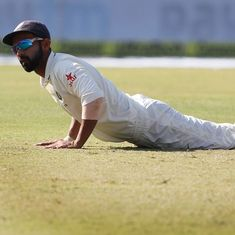 'Shocking' and 'unfair': Coach Pravin Amre lashes out after Rahane gets dropped for 1st Test