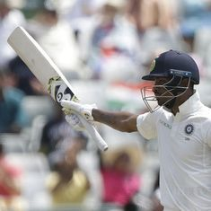 'One of the great Indian Test innings of our times': Twitter hails Pandya's counterattacking knock