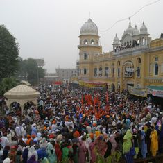 How Pakistani Sikhs fleeing the Taliban made the city of Nankana Sahib a cultural hub