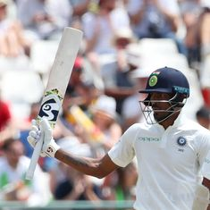 Hardik Pandya's all-round show gives India hope, but South Africa hold advantage