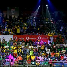 When Chennai welcomed and cheered for PV Sindhu just like it would a movie star