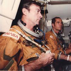 Veteran US astronaut John Young dies at 87