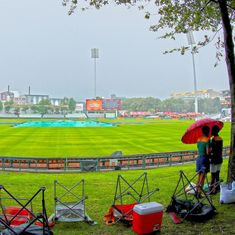 First Test: Rain washes out day three in Cape Town, but drought-hit locals find joy