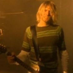 Watch: You simply can't un-hear Nirvana's 'Smells Like Teen Spirit' auto-tuned to a major key