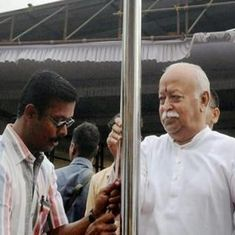 After controversy last year, Mohan Bhagwat to hoist tricolour at RSS-run school in Kerala on Jan 26