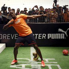 Usain Bolt's football career gets major boost after securing Borussia Dortmund trial