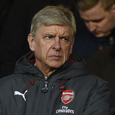'Priority is to be in the Champions League via top four': Wenger optimistic despite Tottenham defeat