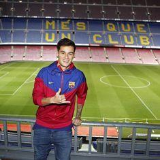 Philippe Coutinho calls £142 million move to Barcelona a 'dream come true'