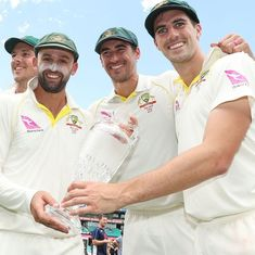 Ashes: Steve Smith hails 'exceptional' bowlers after Australia complete resounding 4-0 win