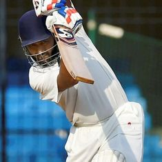 Wasim Jaffer scores record-breaking unbeaten 285 as Vidarbha flay Rest of India in Irani Cup