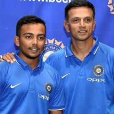 U-19 World Cup: Get to know all 15 members of the Indian squad led by Prithvi Shaw