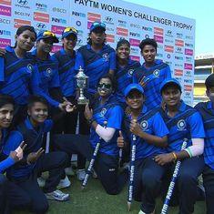 Challenger Trophy: Skipper Smriti Mandhana powers India Blue to sensational win in final
