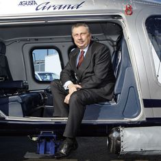 AgustaWestland scam: Italian court acquits Guiseppe Orsi and former firm chief Bruno Spagnolini