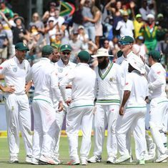 Philander blows away India as South Africa take 1-0 lead in three-Test series