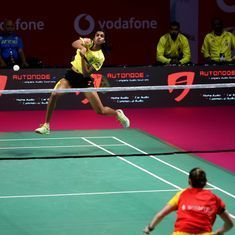 PBL: PV Sindhu helps Smashers win last home match but fails to take them to semis