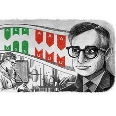 Today's Google Doodle honours biochemist Har Gobind Khorana on his 96th birth anniversary