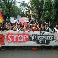 Video: The Transgender Bill 2016 will do more harm than good to transpersons