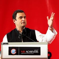 'We need you in the fight against divisive forces at home', Rahul Gandhi tells NRIs in Bahrain