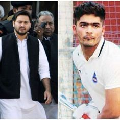 Cricket, influencers and their sons: Pappu Yadav's son is not the first, he won't be the last